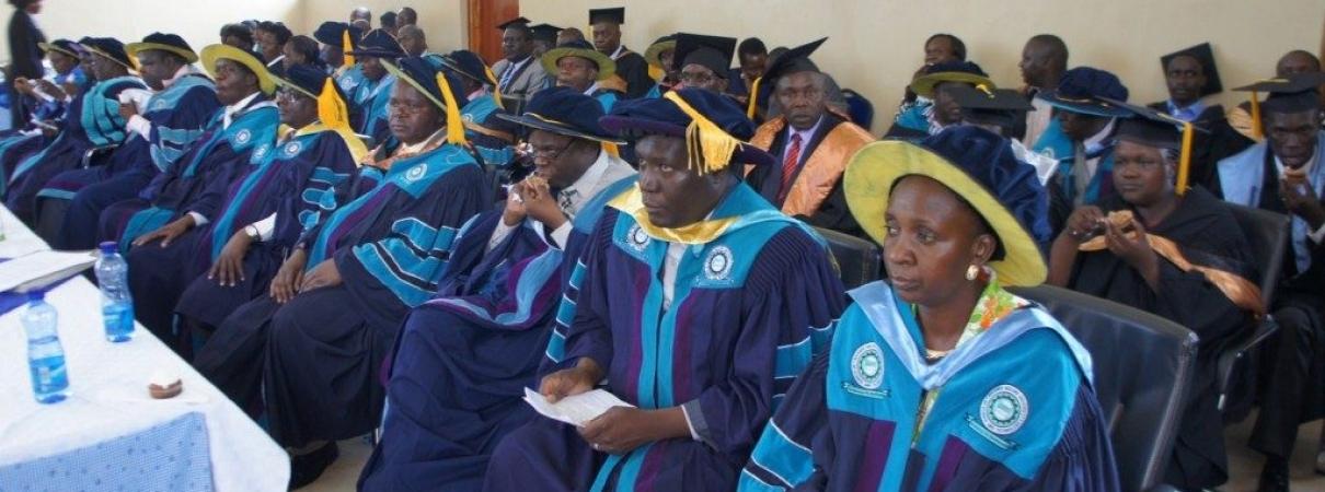 Kibabii University Academic Staff