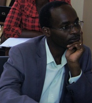 Mr. Eric Wamalwa