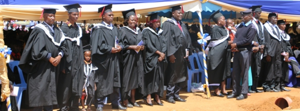 Masters graduants
