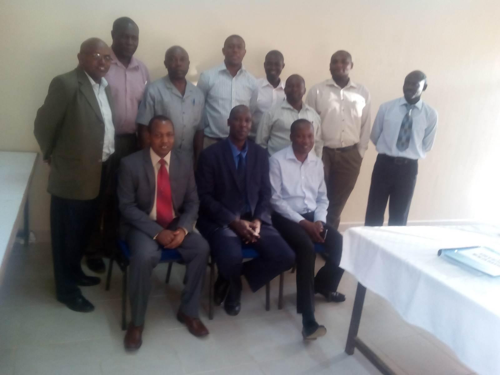 James Onyango Abila Defense