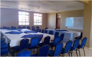 Graduate Studies Boardroom