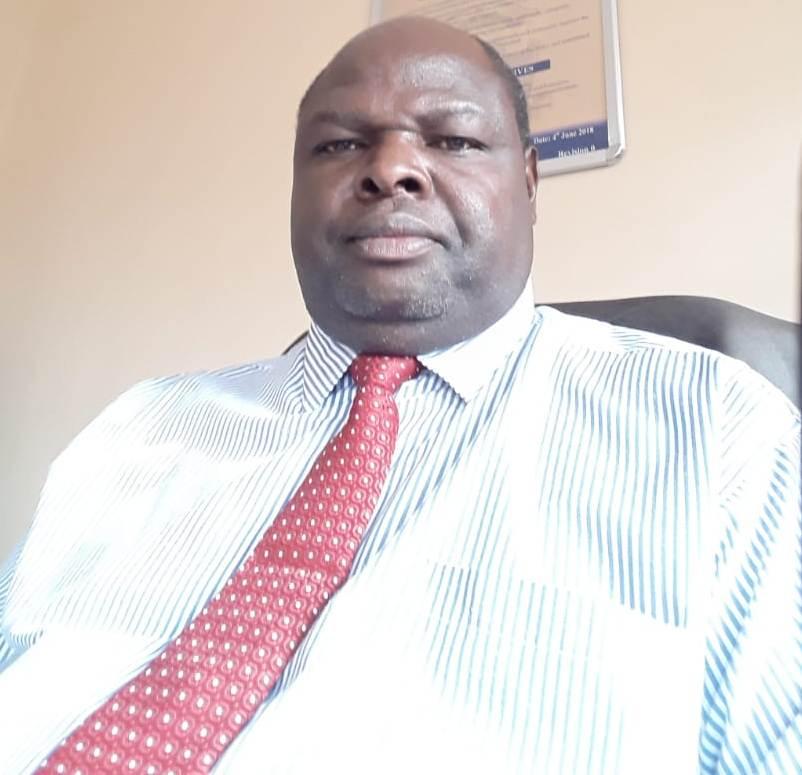 Prof. Stanley Ngome Mutsotso